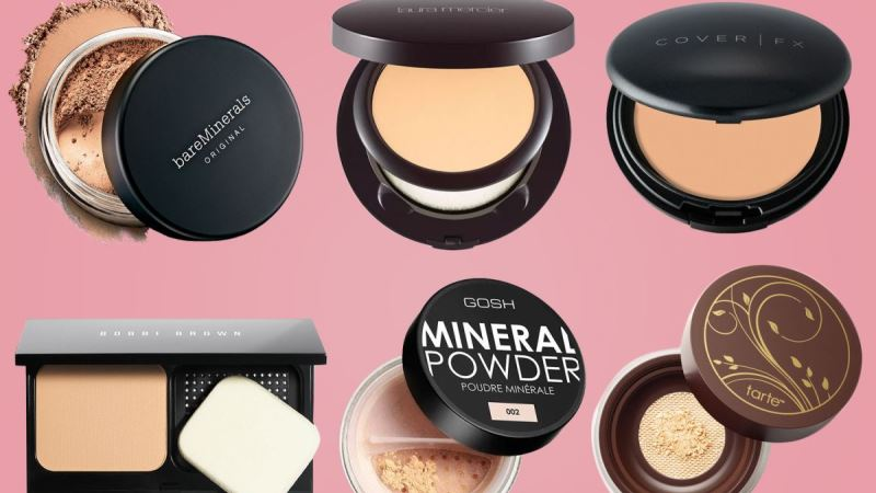 Some Mineral Powder Makeup Brand Reviews