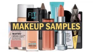 How to Get Free Makeup Samples from Different Sources
